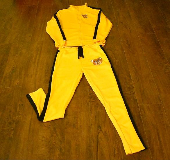 Dirty Jeanz Teddy Sweatsuit  (Men) Bruce Lee Edition
