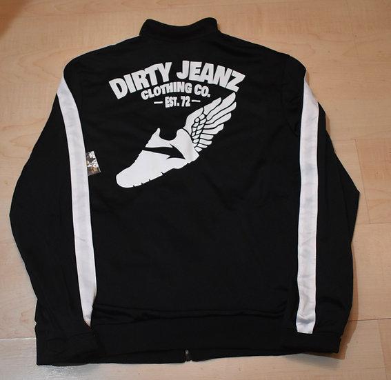 Dirty Jeanz Strip Track Jacket