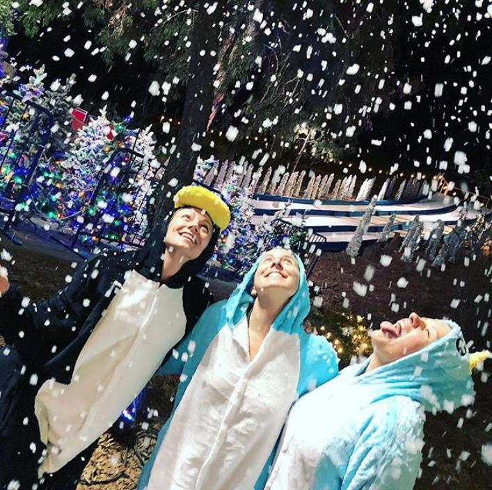 Snow Day LA