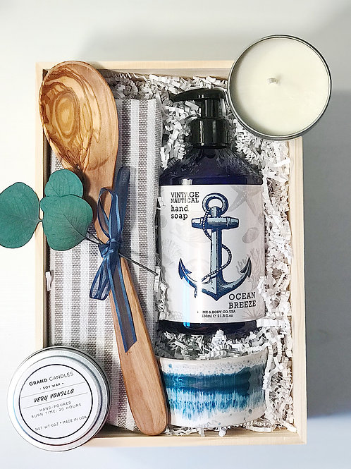 The Nautical Kitchen