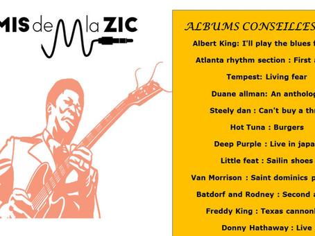 ALBUMS CONSEILLES : 1972
