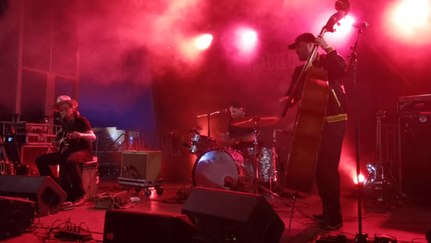 Dirty Deep au Festival Tracteur Blues (1