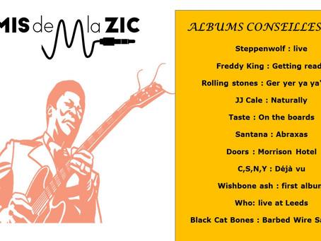 ALBUMS CONSEILLES : 1970