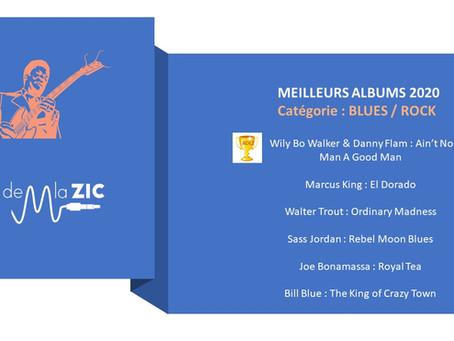 5 Meilleurs Albums BLUES/ROCK 2020