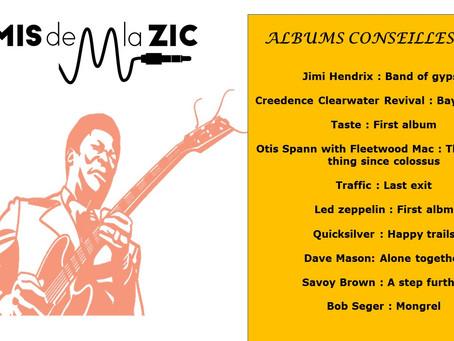 ALBUMS CONSEILLES : 1969