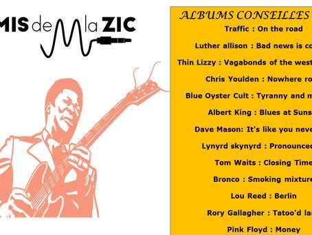 Albums conseillés  : 1973