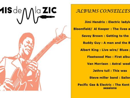 ALBUMS CONSEILLES : 1968