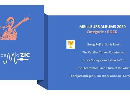 5 Meilleurs Albums ROCK 2020