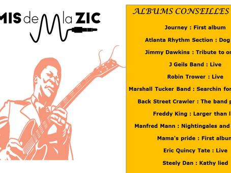 Albums conseillés : 1975