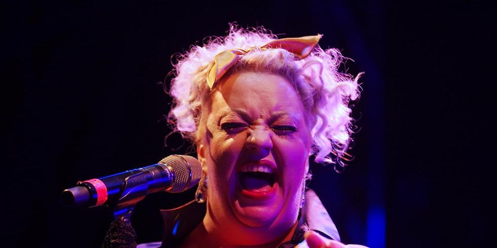 KAZ HAWKINS au Festival Blues autour du Zinc le Mercredi 30 JUIN 2021 ( 1ère partie : Sweet Scarlett)