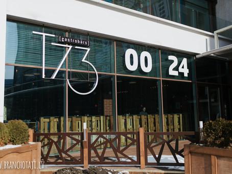 BROKASTIS 24/7 GASTROBĀRS T73 // TĒRBATAS IELAS 73