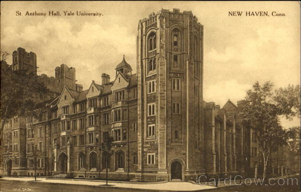 Saint Anthony Hall at Yale | Connecticut
