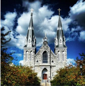 St. Thomas of Villanova Church at Villanova University | Pennsylvania