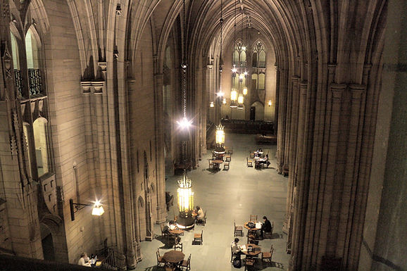 University of Pittsburgh,Cathedral of Learning Commons Room | Pennsylvania