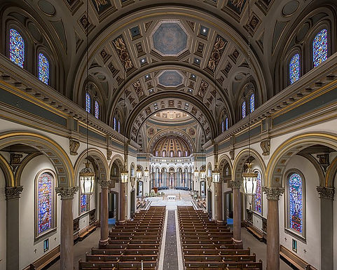 Cathedral of the Sacred Heart | Virginia