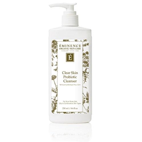 EMINENCE ORGANIC SKIN CARE                  Clear Skin Probiotic Cleanser