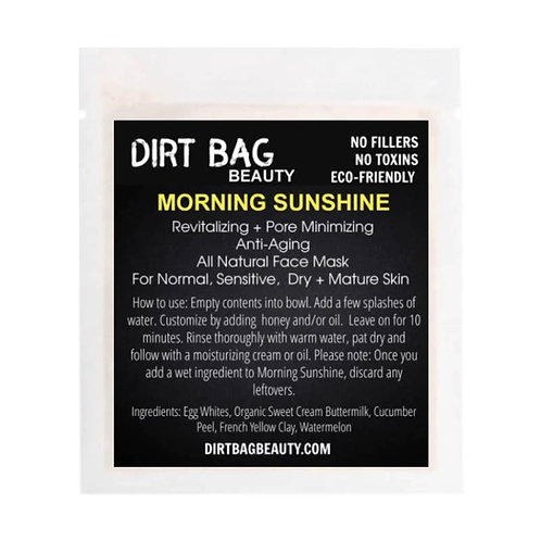 Morning Sunshine Face Mask