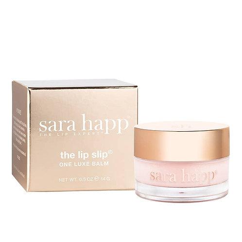 SARA HAPP                                           One Luxe Balm Lip Slip