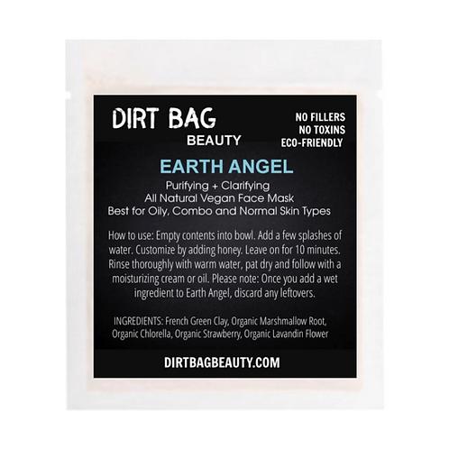 Earth Angel Vegan Face Mask