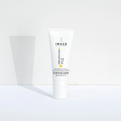 IMAGE SKINCARE        PREVENTION+® daily defense lip enhancer SPF 15
