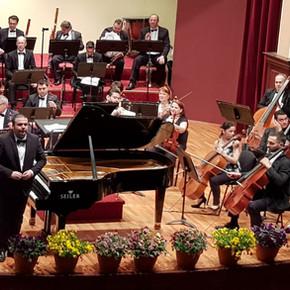 În concert la Rm. Vâlcea