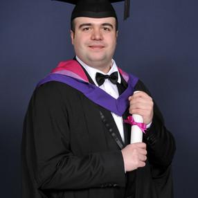 Graduation at Trinity Laban