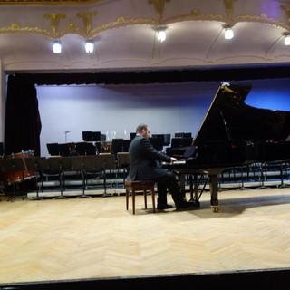 Recital in Targu Mures