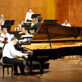 În concert la Botoșani