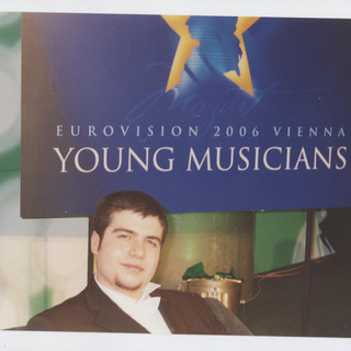 During Eurovision Young Musicians 2006