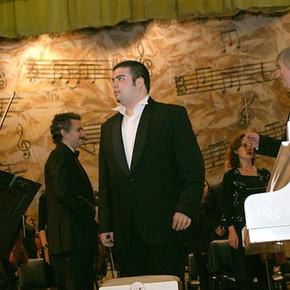 În concert la Ploiești