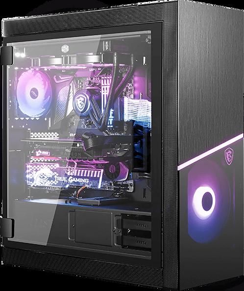 MSI MPG SEKIRA 500X Mid-Tower Aluminum and Steel Computer Case
