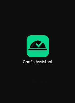 Chef's Assistant Cooking App
