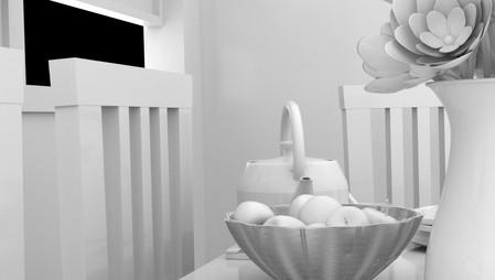Breakfast Scene Model
