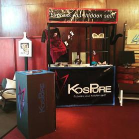 Kospure Booth