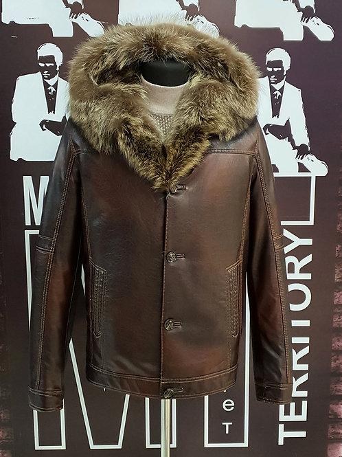 Куртка экокожа