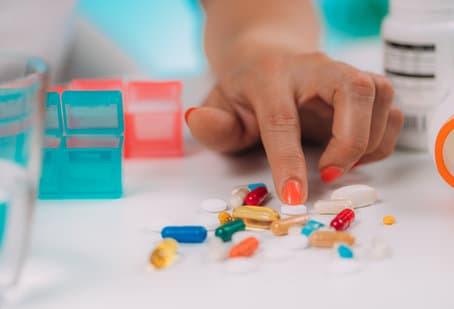 40 interações medicamentosas mais comuns na pandemia