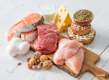 As Proteínas, o que são e sua importância