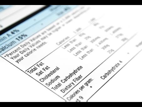 Anvisa aprova nova norma sobre rotulagem nutricional