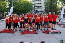 Kinesis Gym members, Greece