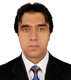 Dawood Hashimi, member of Afghanistan