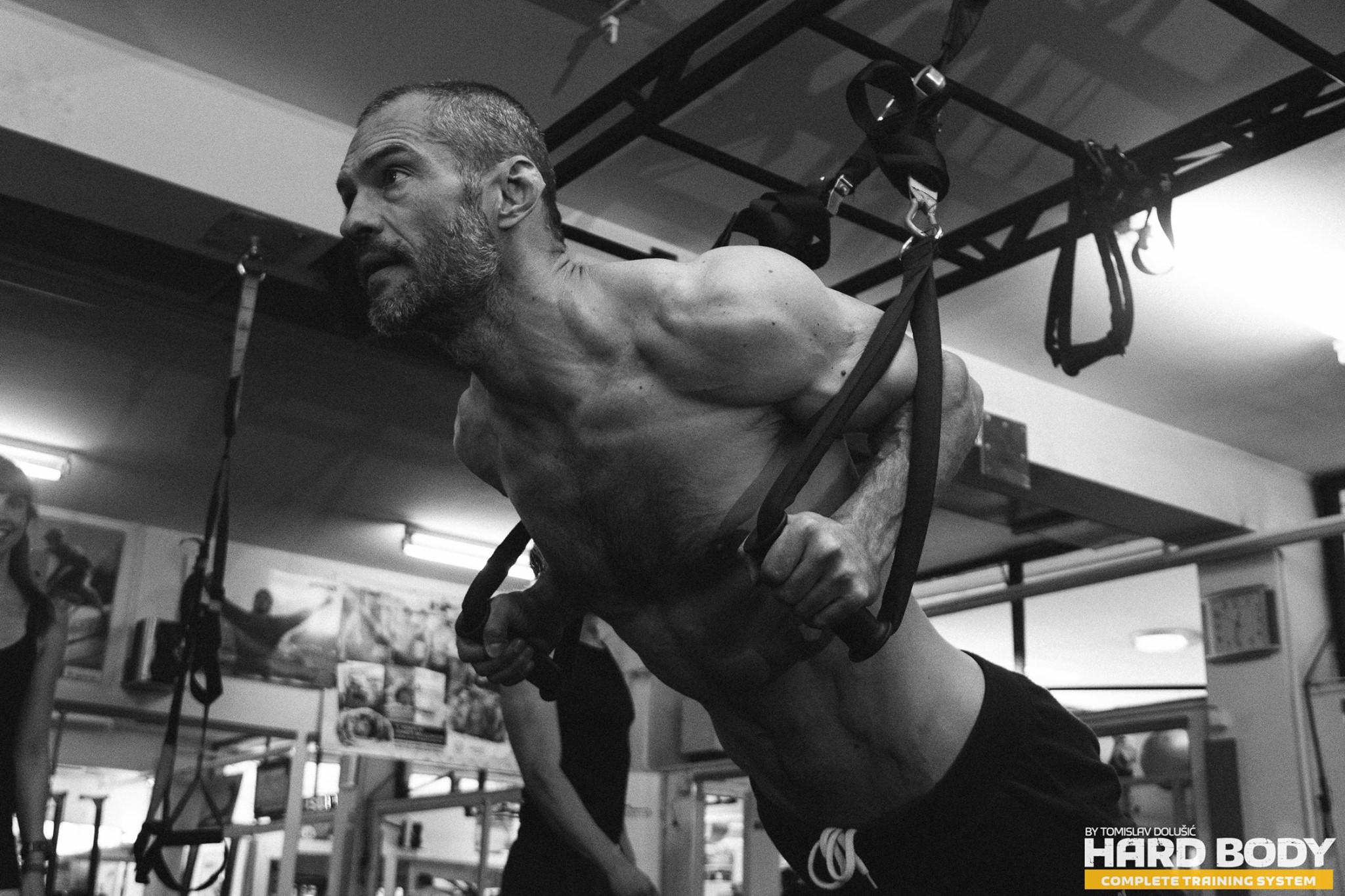 Tomislav Dolusic, owner of Hard Body