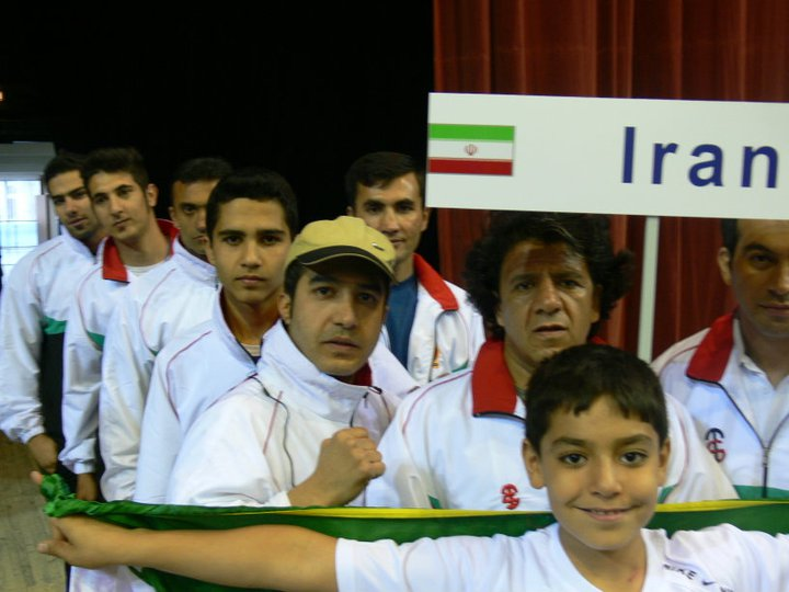 Iran's National Team
