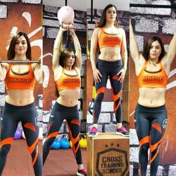 Kinesis Gym, Cross Training member