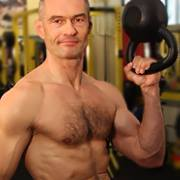 Tomislav Dolusic, owner of Hard Body, Croatia