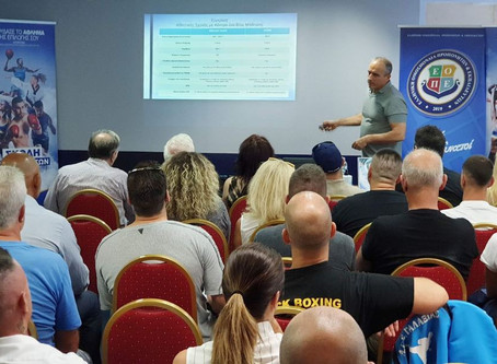 The International Instructors School has started in many cities around the world! (part 2)