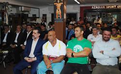 Azadian Sport Center Congress