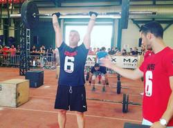 Kinesis Gym Training Shot