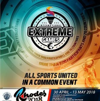 I.S.D.O. at Extreme Games 2018