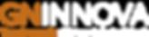 LOGO INNOVA con claim naranja y blanco (