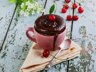 10 receitas fáceis com chocolate